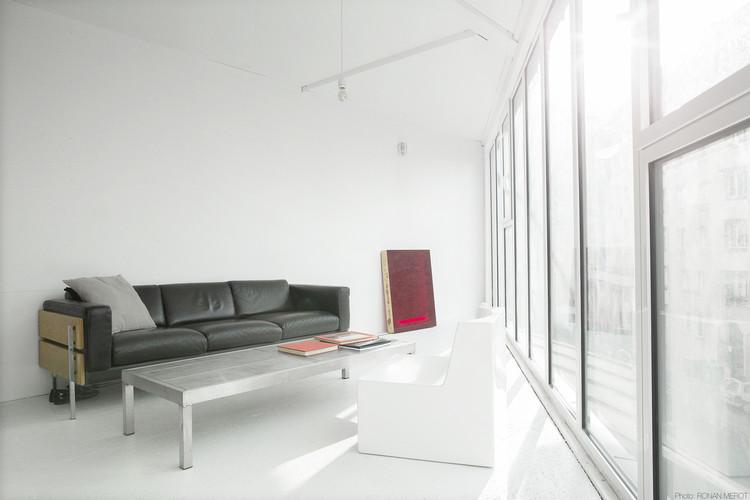 saganaki house bumparchitectes archdaily. Black Bedroom Furniture Sets. Home Design Ideas