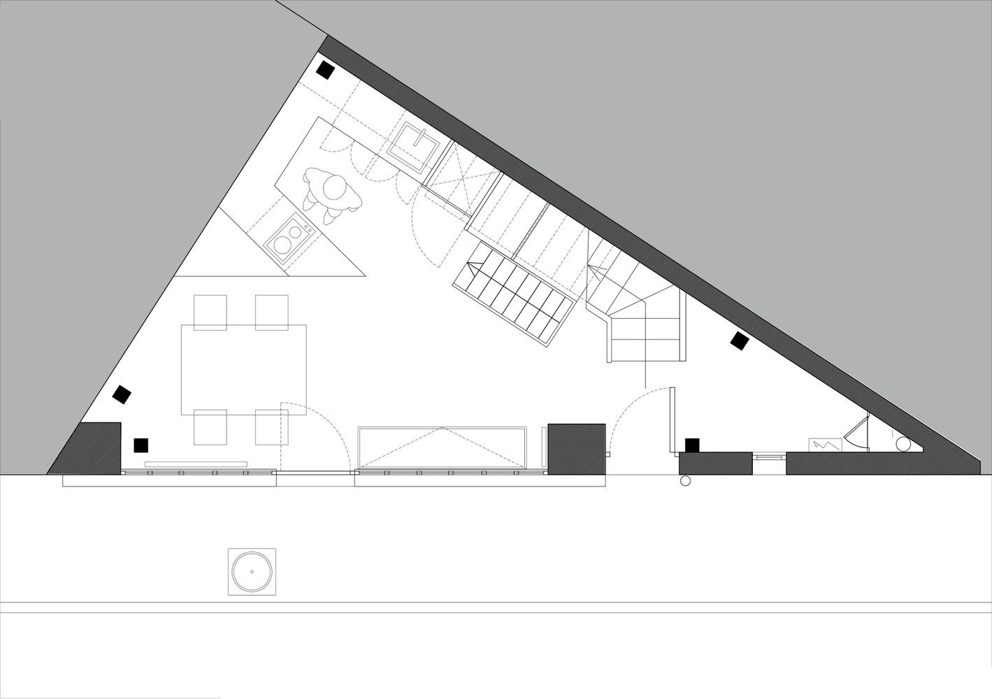 Gallery of Saganaki House / BUMParchitectes - 19