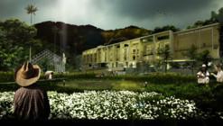 David Delgado Arquitectos, tercer lugar en concurso del futuro Museo Nacional de la Memoria de Colombia