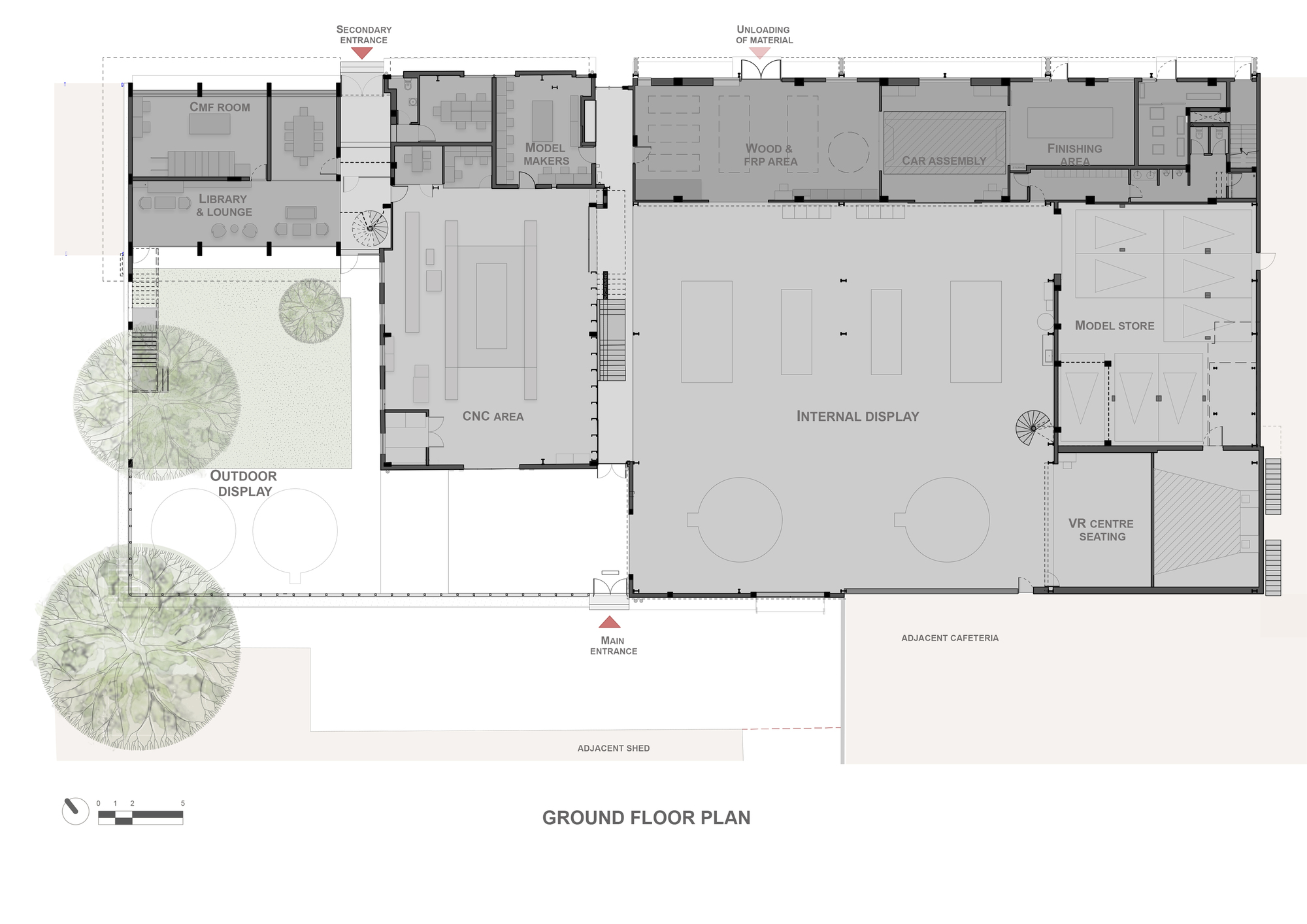 Popular Ground Floor Plan