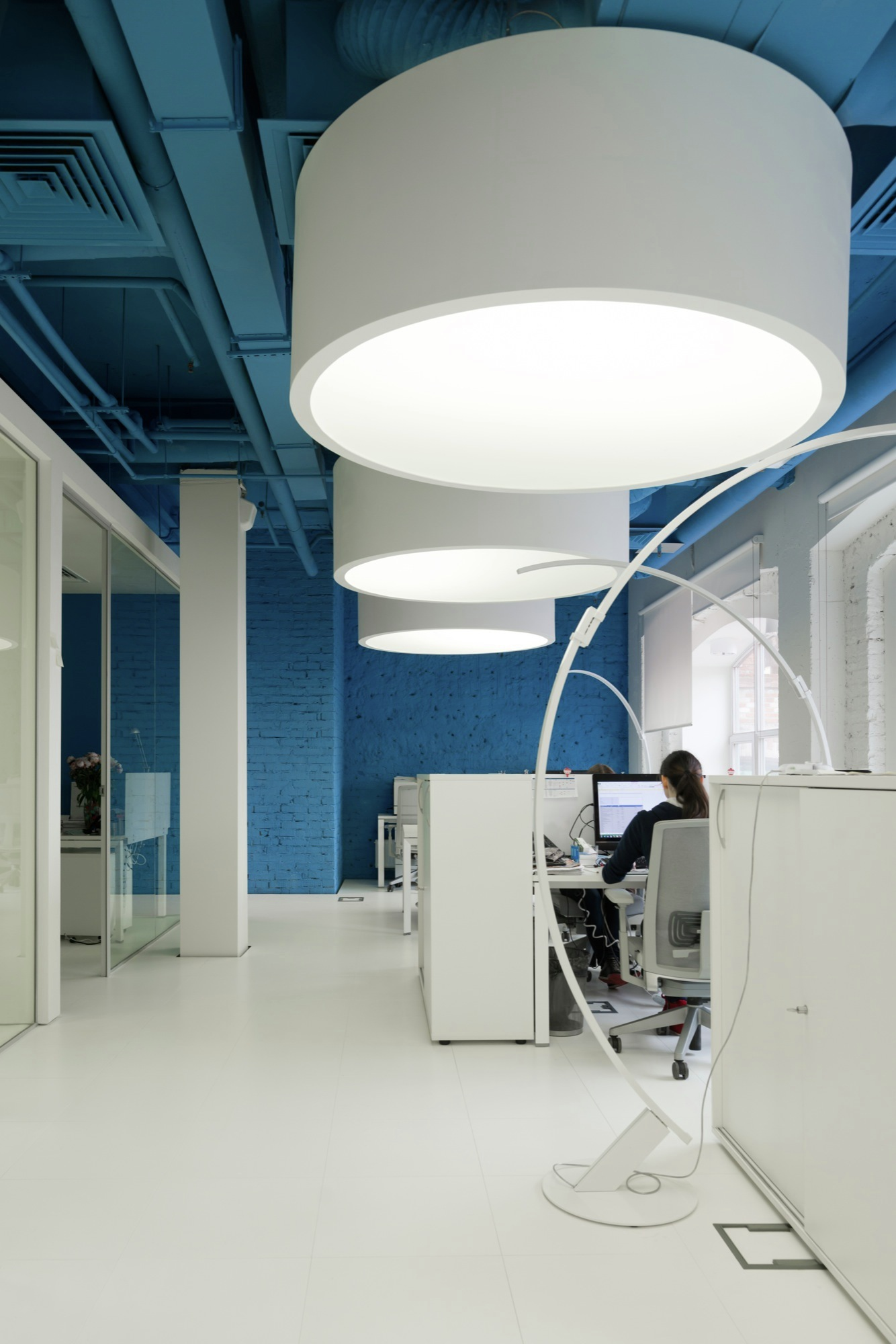 Gallery Of Optimedia Media Agency Office Nefa Architects