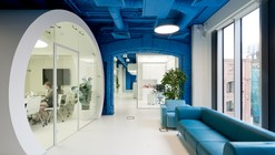 OPTIMEDIA Media Agency Office / Nefa Architects