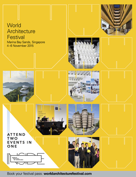 Network and Expand Your Knowledge at WAF 2015, WAF / INSIDE Delegate Brochure 2015. Courtesy of WAF.