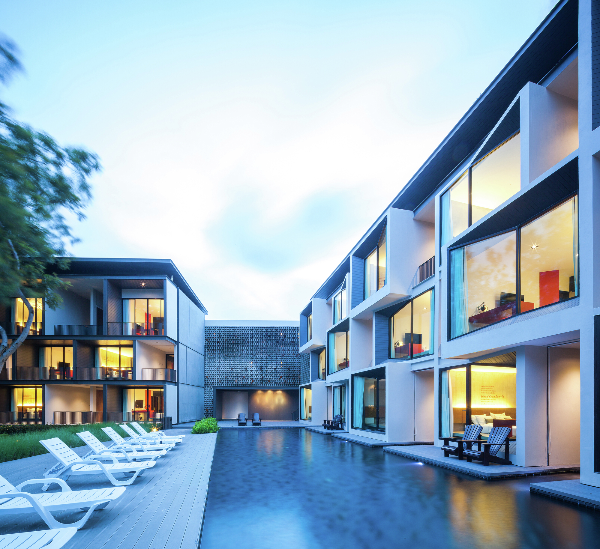 Resort House Plans Design