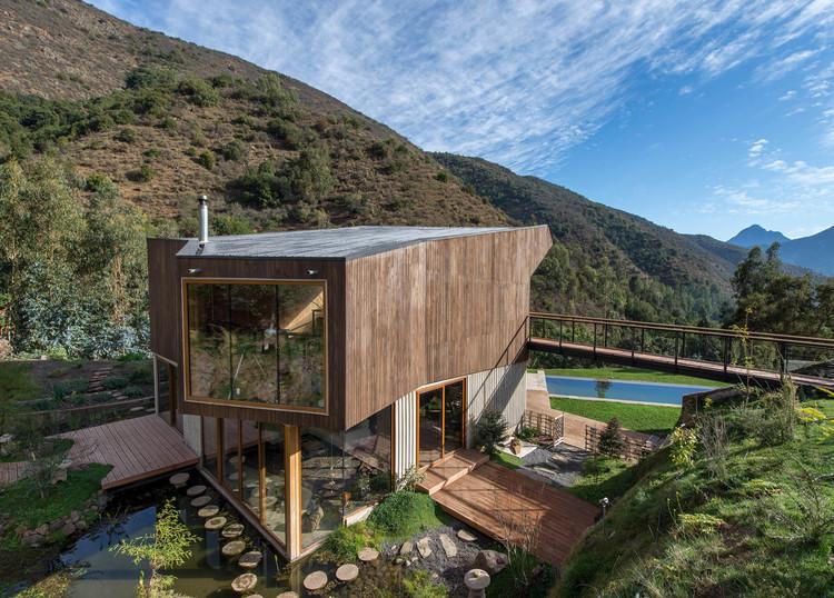 El Maqui House / GITC arquitectura, © Felipe Díaz Contardo