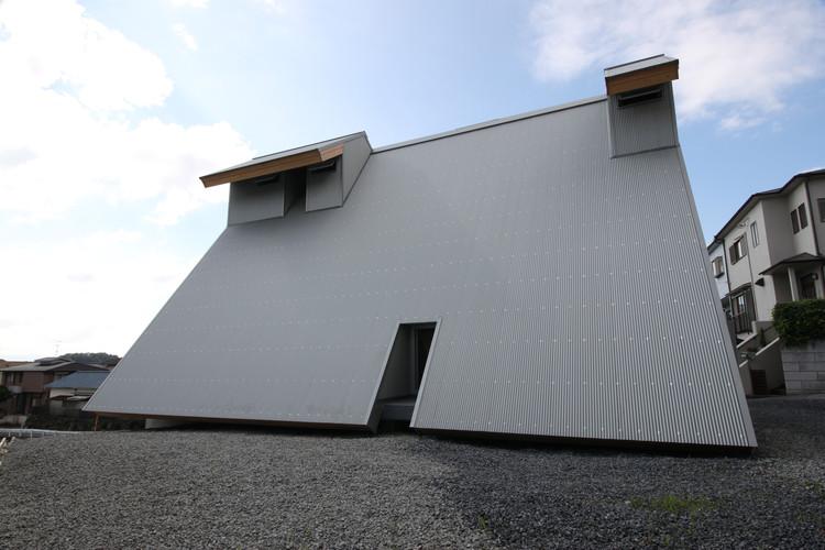 Passive House with Sundial / Kikuma Watanabe, Courtesy of Kikuma Watanabe