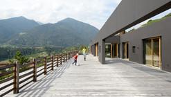 Structures in the Slope / bergmeisterwolf architekten