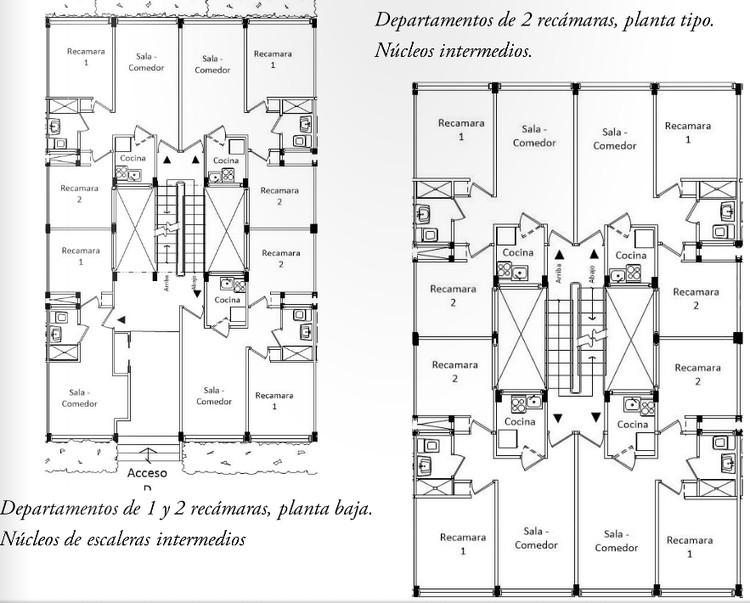 Clásicos de Arquitectura: Conjunto Habitacional Nonoalco Tlatelolco ...