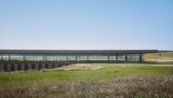 Winery in Oiry / Giovanni PACE Architecte