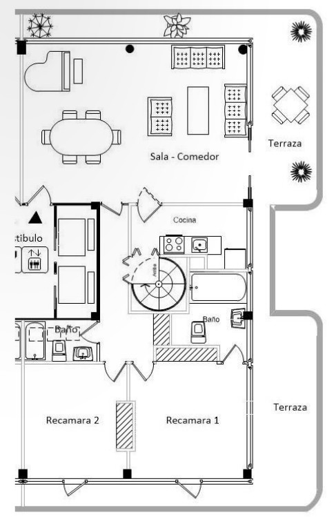 Cl sicos de arquitectura conjunto habitacional nonoalco for Proyecto arquitectonico pdf