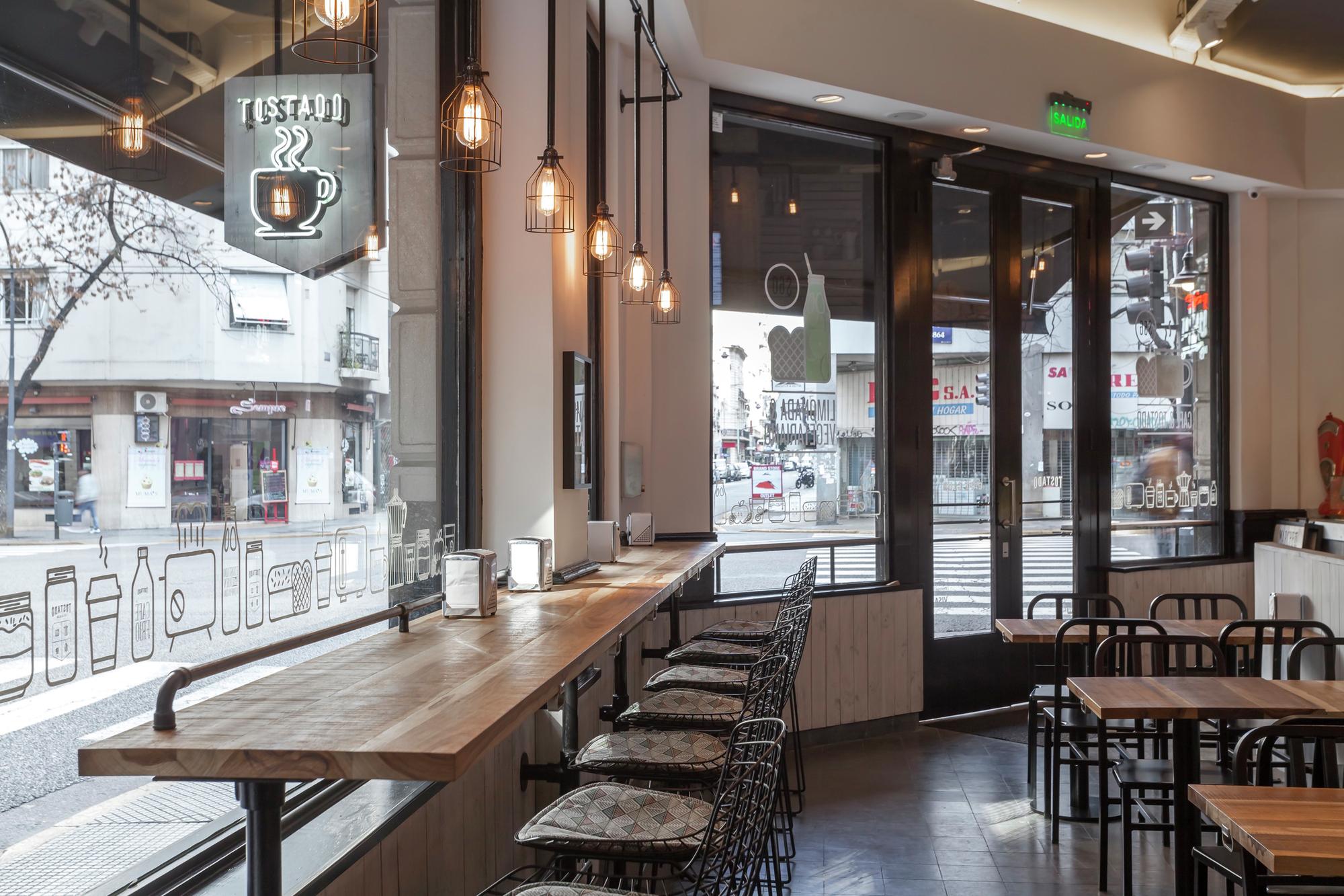 Gallery Of Tostado Cafe Club Hitzig Militello