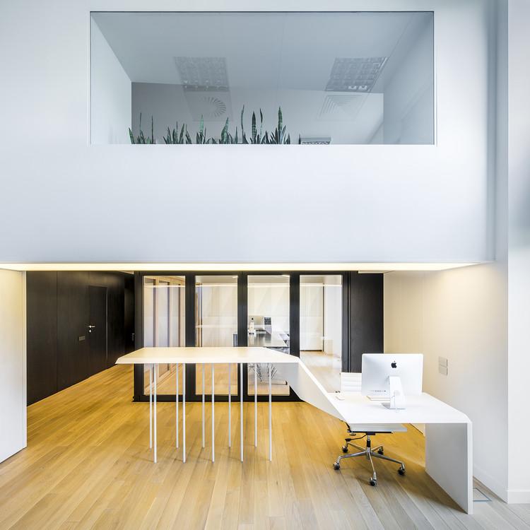 Centor Showroom / exexe, © Jakub Certowicz