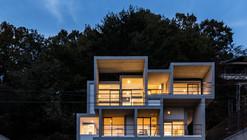 Casa Deslizante / y+M design office