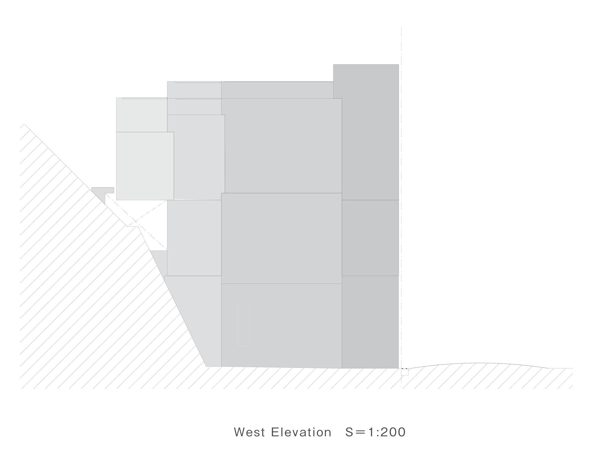 Galeria de casa deslizante y m design office 32 for Design office 4100
