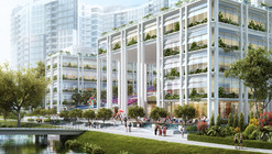 Oasis Terrace: Singapore's New Neighborhood Center and Polyclinic