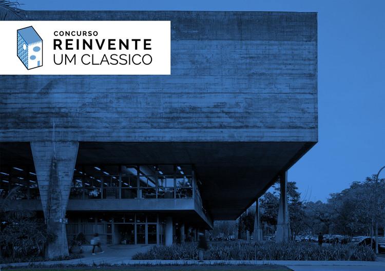 """Concurso """"Reinvente um Clássico"""", FAU-USP, Vilanova Artigas. Image © Fernando Stankus"""