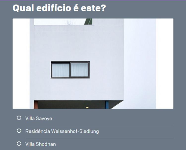 AD Quiz: Qual é este edifício projetado por Le Corbusier?