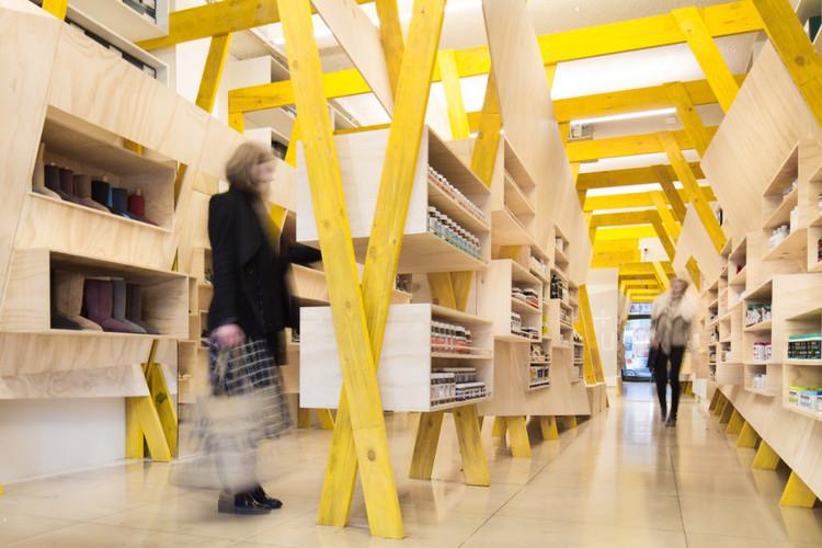 Tienda Hugg / TANDEM design studio, Cortesía de TANDEM design studio