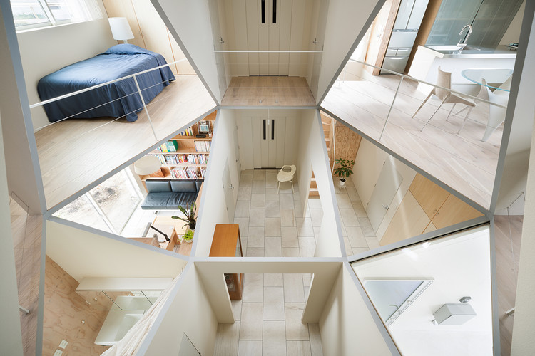 Casa Kame / Kochi Architect's Studio, © Takumi Ota