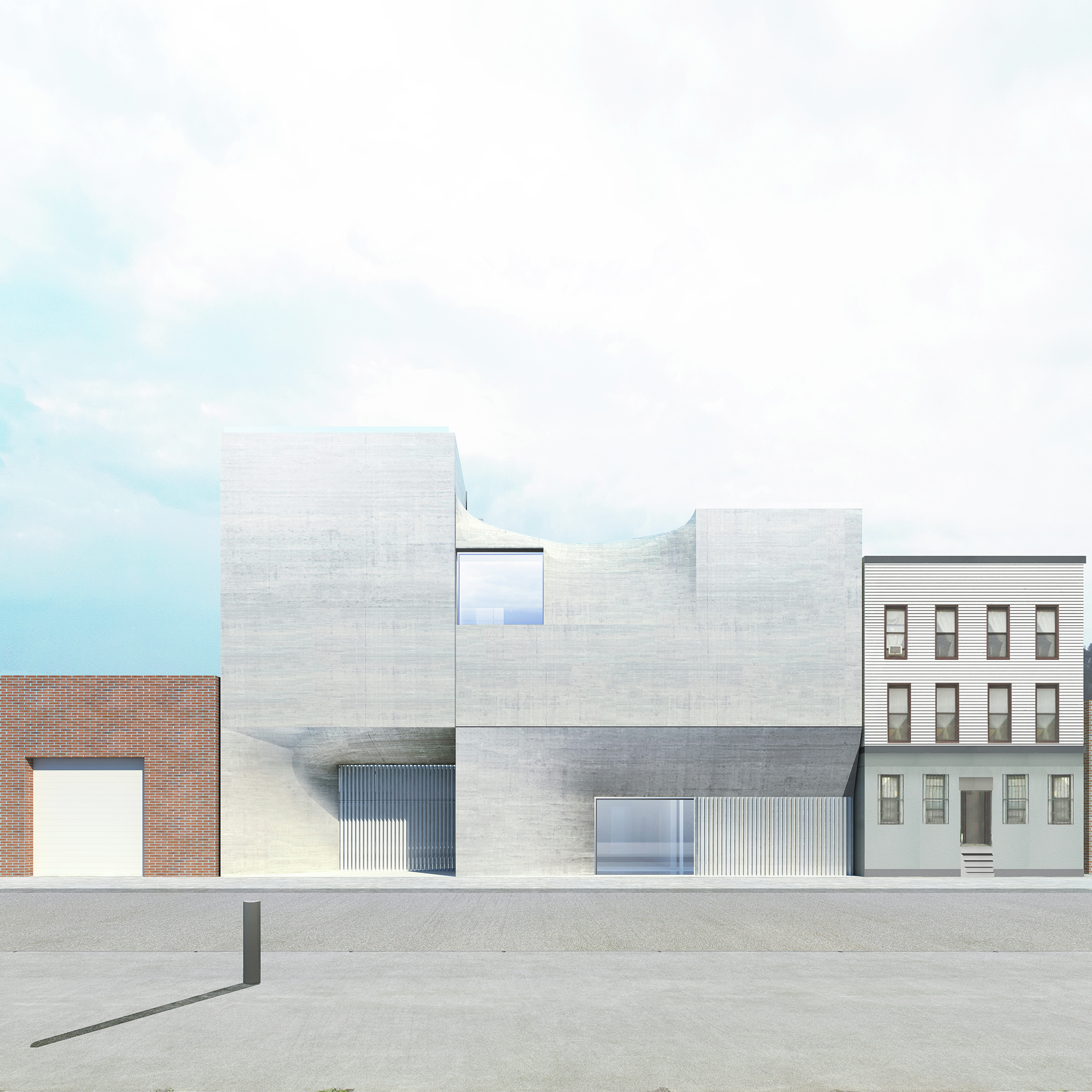 Gallery: SO-IL Reveals Plans For New Brooklyn Art Gallery