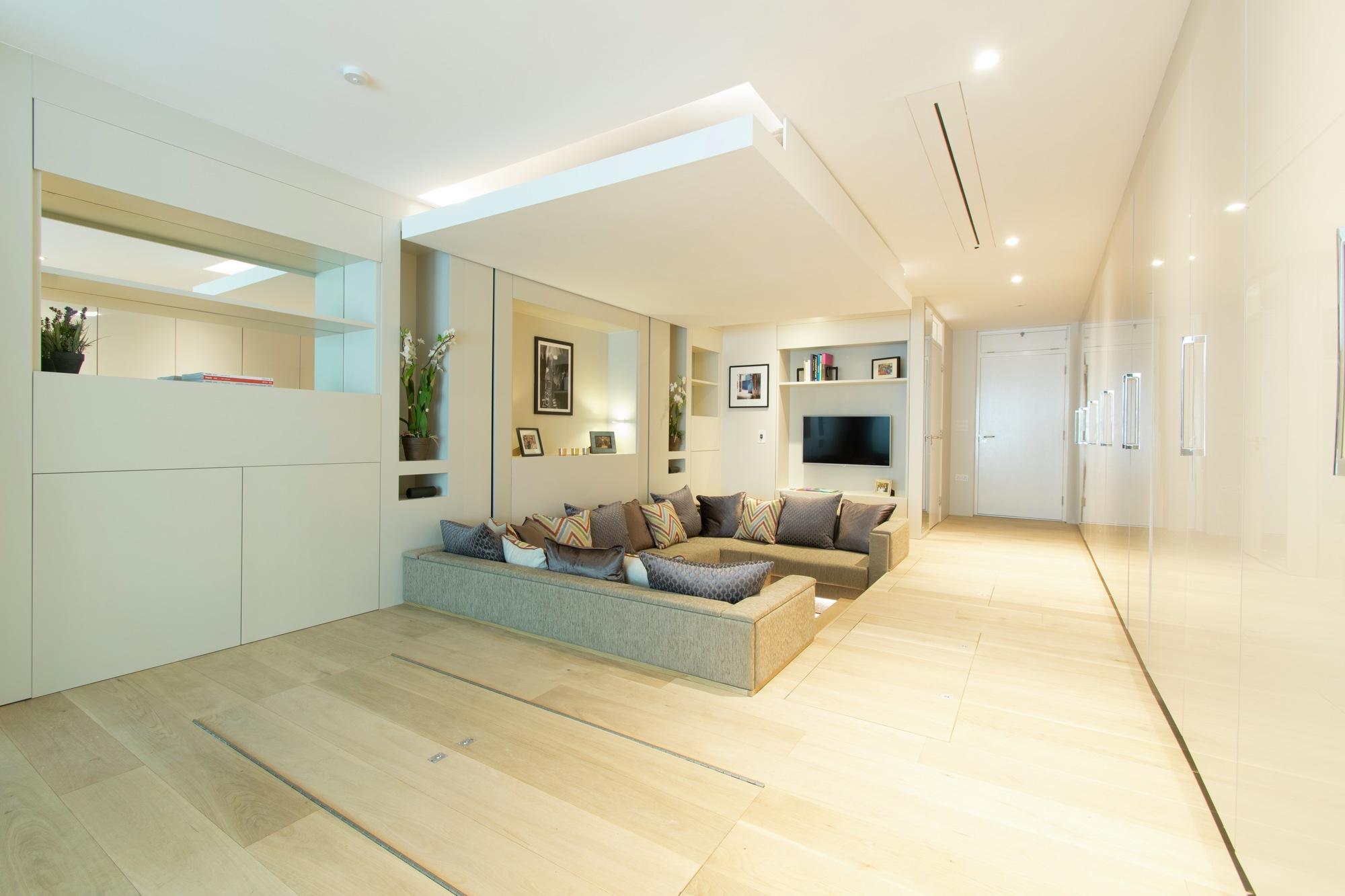 The Living Room Braamfontein