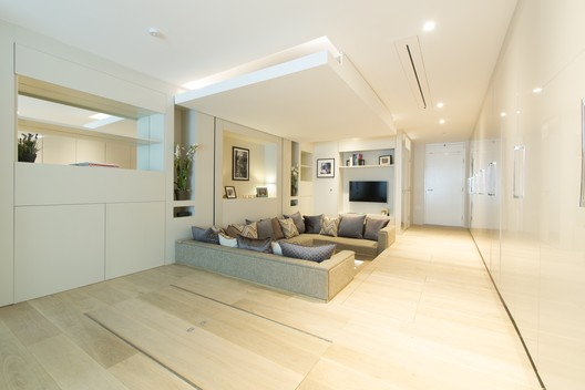 Interior View. Image Courtesy of YO!