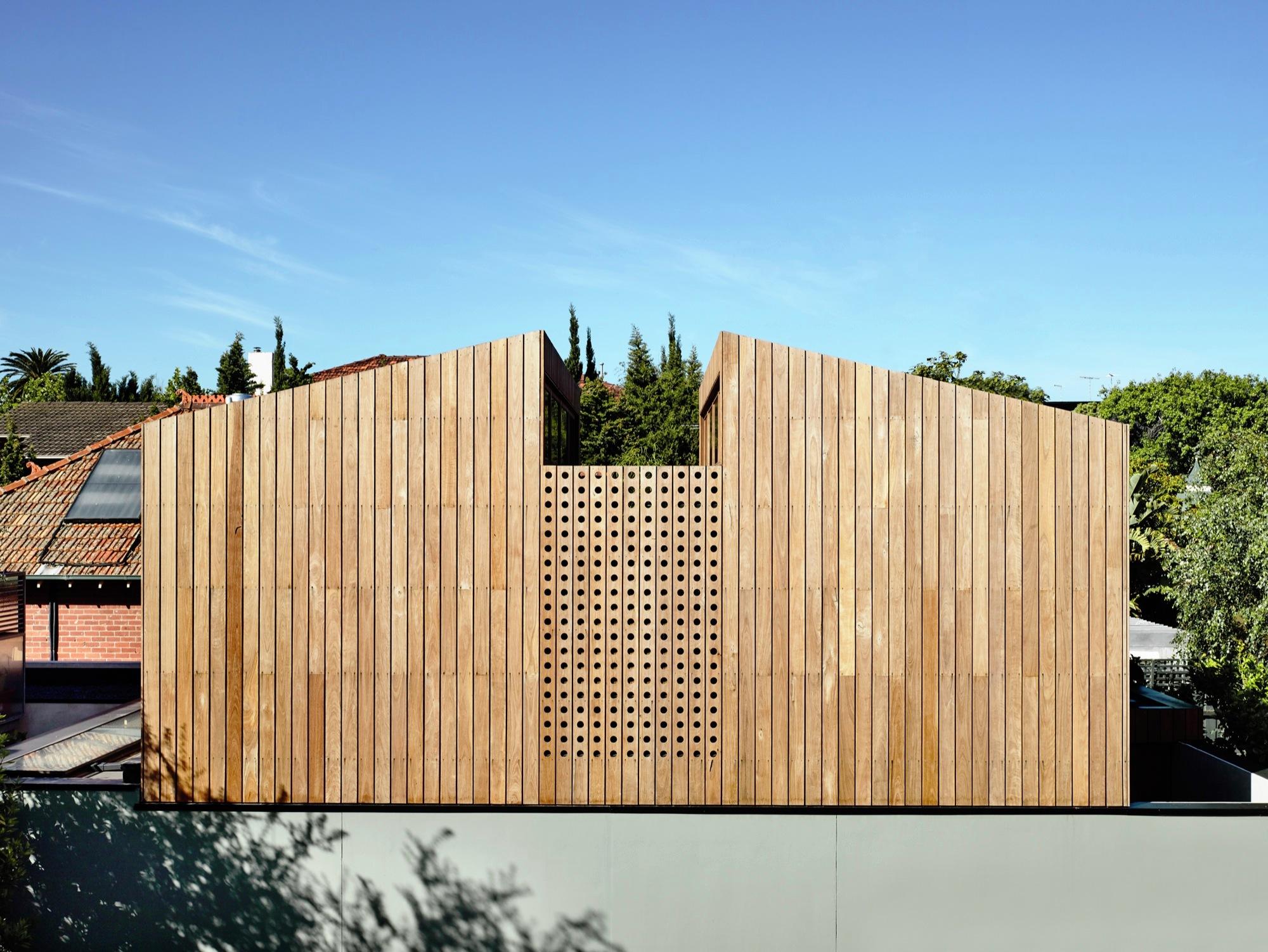 Beach Ave Schulberg Demkiw Architects Archdaily