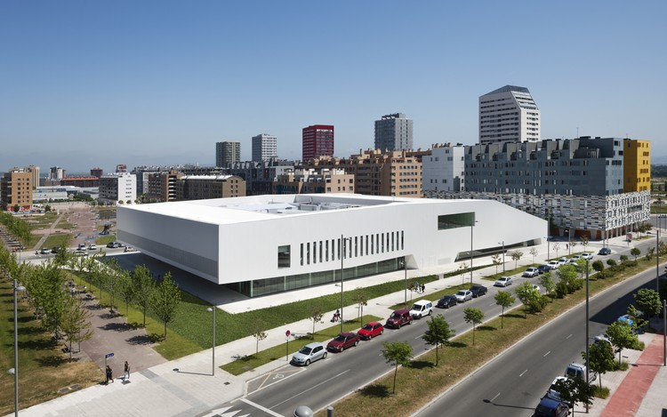 52 Koleksi Civic Center Archdaily HD Terbaru
