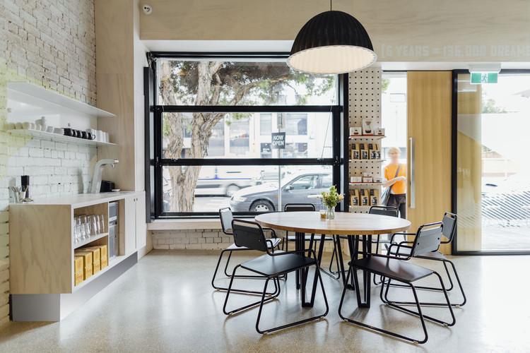 Code Black Zwei Interiors Architecture