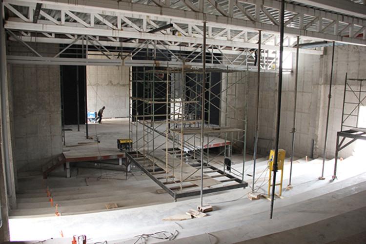 Chile: en octubre se inaugurará centro cultural diseñado por Cazú Zegers
