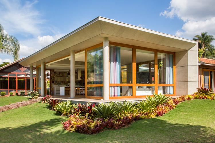 Casa ELJR / Skylab Arquitetos, © André Nazareth