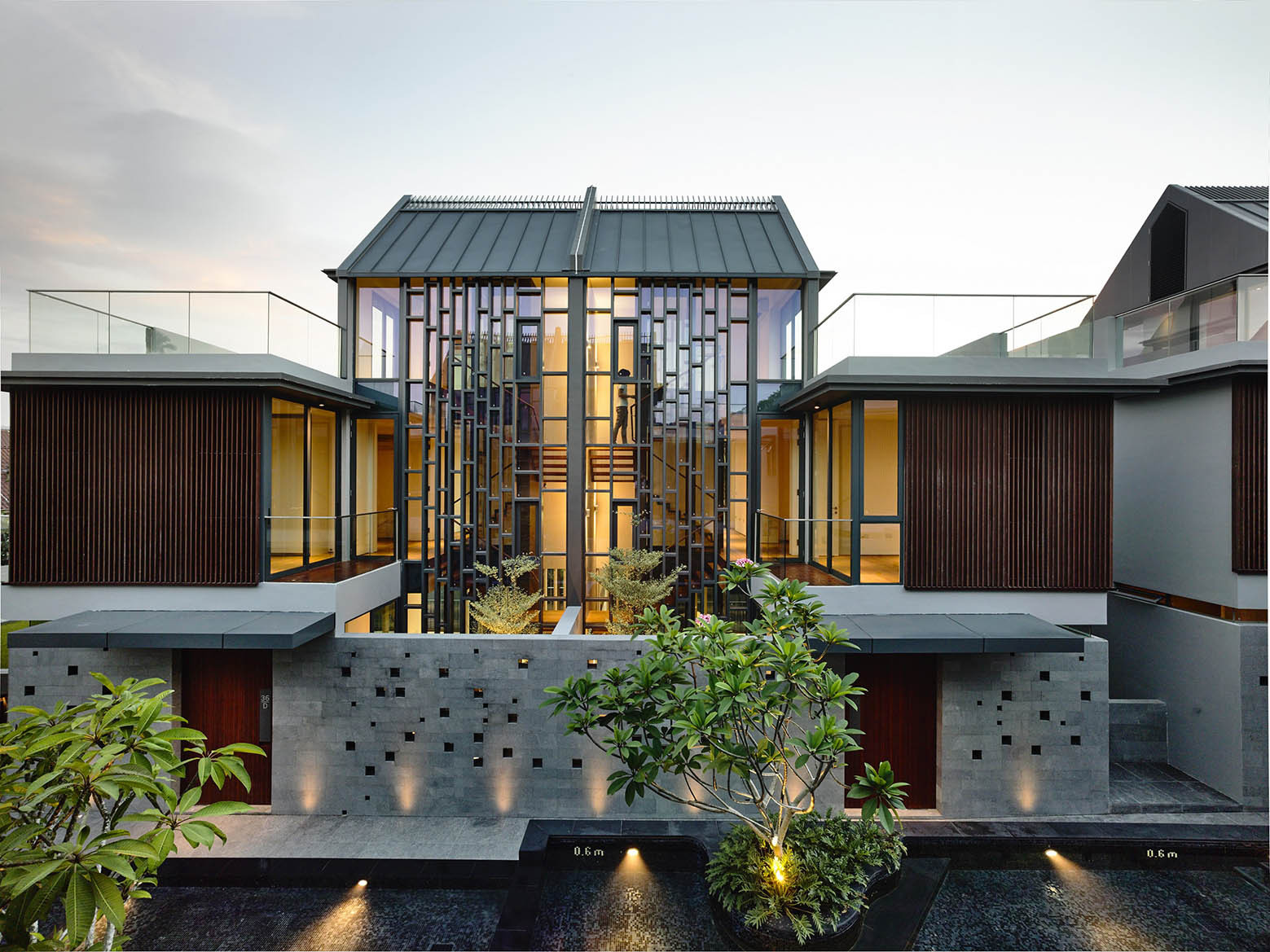 Architectural House Styles: Toh Crescent / Hyla Architects