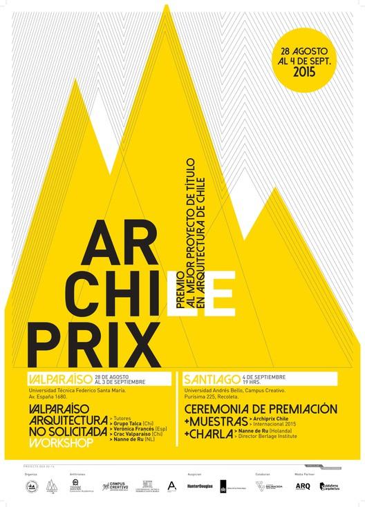 Archiprix Chile 2015 / Santiago