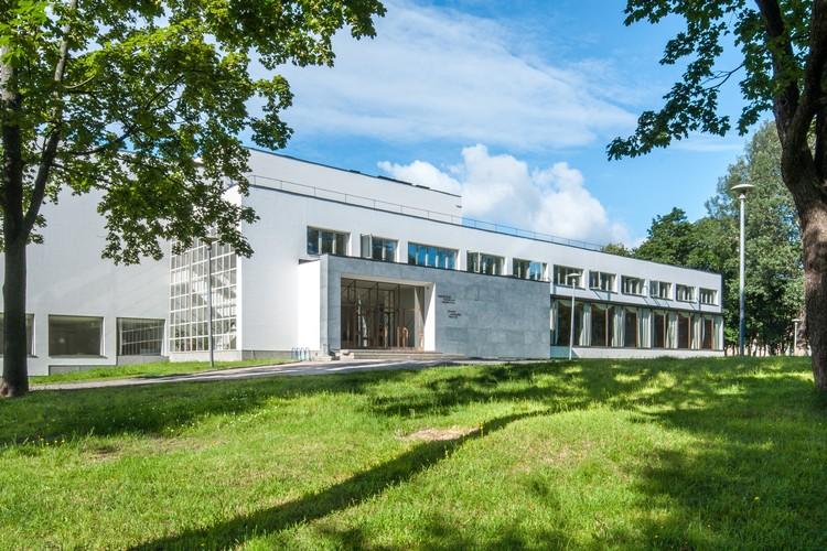 Clásicos de Arquitectura: Biblioteca Viipuri / Alvar Aalto, © Denis Esakov