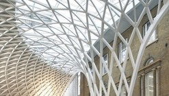 Video: diseño de Iluminación en King's Cross Western