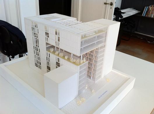 Primer Lugar Concurso Edificio Fiscalía Nacional / Luis Corvalán Arquitectura + Lateral Arquitectura & Diseño