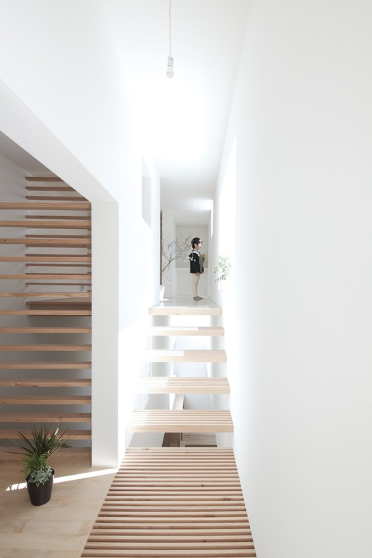Casa en Yamanote / Katsutoshi Sasaki + Associates, Courtesía de Katsutoshi Sasaki + Associates