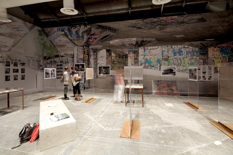 Venice Biennale 2012: Public Works, Architecture by Civil Servants / OMA, © Nico Saieh
