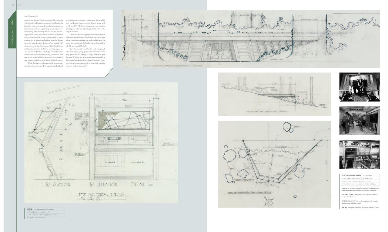 Gallery of blueprints of the star wars galaxy 2 zoom image view original size malvernweather Choice Image