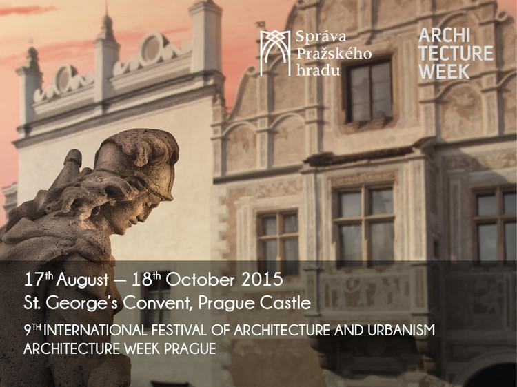 Architecture Week Prague 2015, 9th International Festival of Architecture and Urbanism Architecture Week Prague. Slavonice/Source: Czech Tourism/Photo: Milan Jaroš