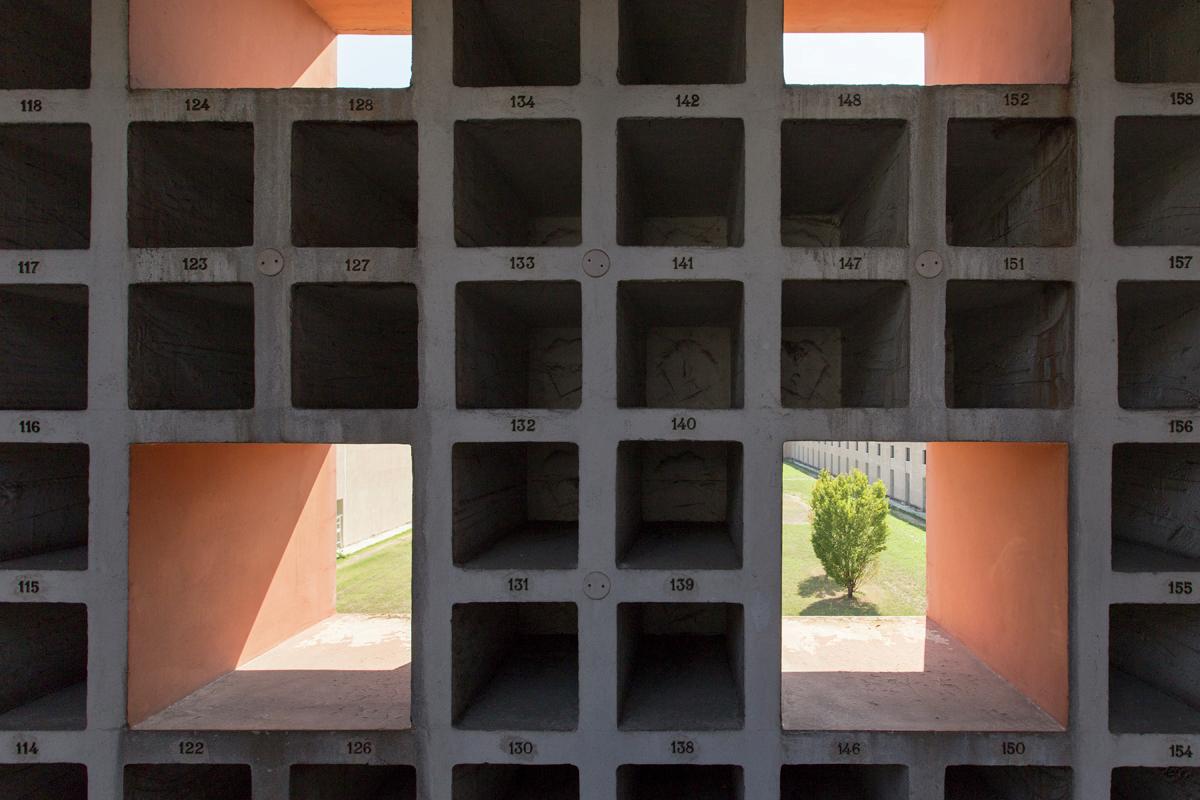 AD Classics: San Cataldo Cemetery Aldo Rossi   ArchDaily