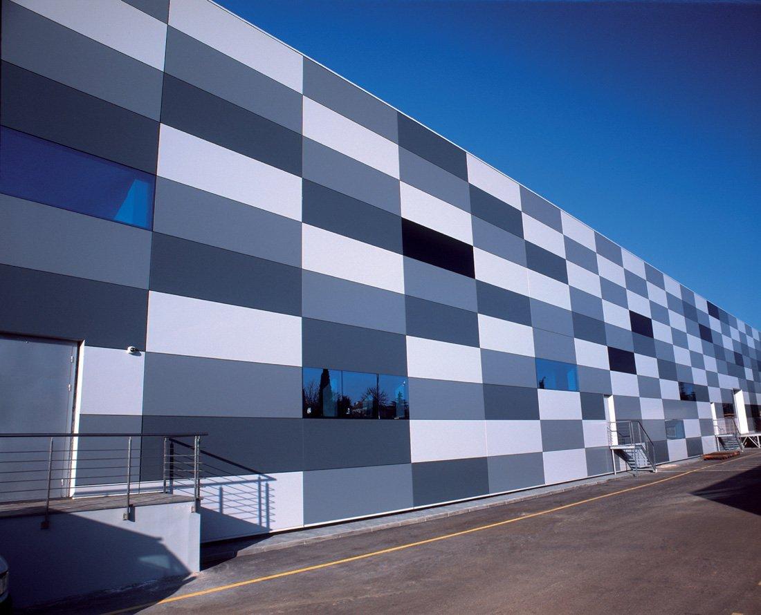 Gallery Of Quadroclad Glass Fa 231 Ade Panels Hunter