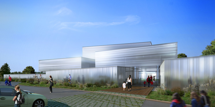 Baton Rouge International School Trahan Architects Archdaily