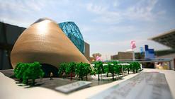 Israel Pavillion for Shanghai World Expo 2010