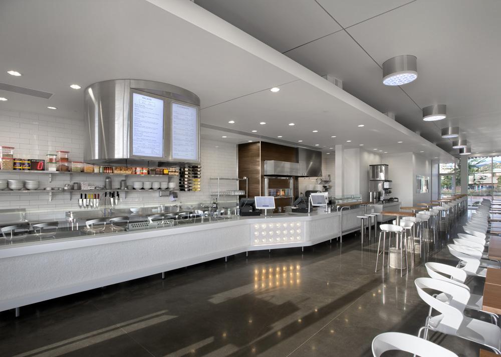 Gallery of restaurant design aia los angeles