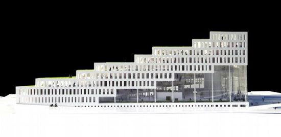 gallery of sozawe    nl architects
