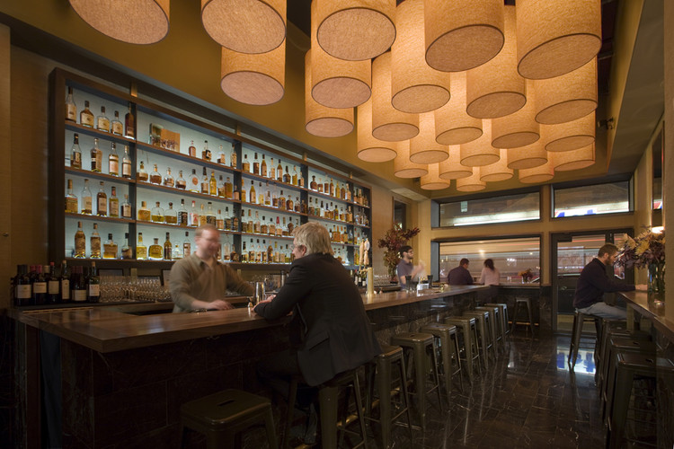 Restaurant design aia los angeles archdaily