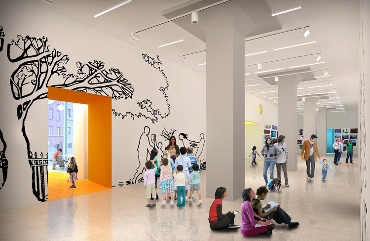 Children's Museum of the Arts / WORKac | ArchDaily