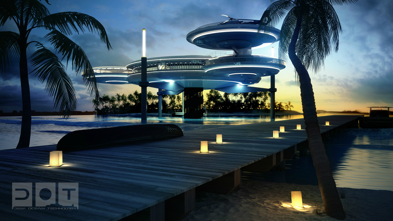 Underwater hotel Glass Underwater Hotel Planned For Dubai Rare Delights Magazine Gallery Of Underwater Hotel Planned For Dubai 13