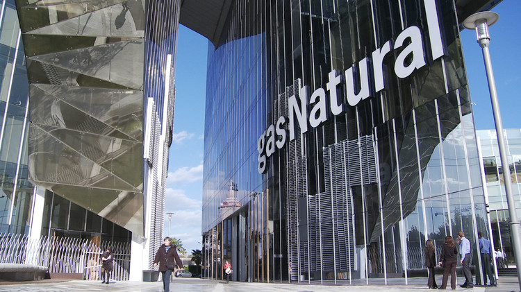 Video: Gas Natural Building / Benedetta Tagliabue